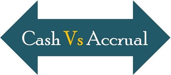 Cash Basis Vs Accrual Basis Accounting