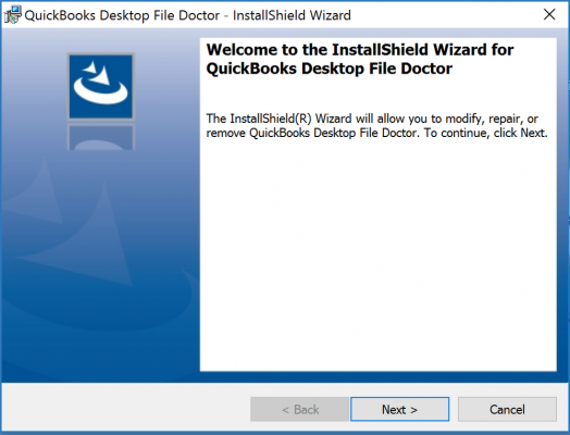 QuickBooks File Doctor: Download and Install